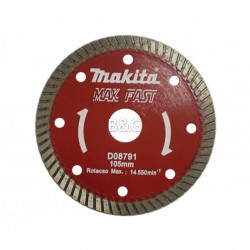 Disco Diamantado Makita Mak Fast